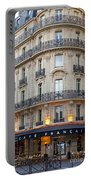 Cafe Francais Portable Battery Charger
