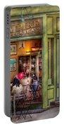 Cafe - Hoboken Nj - Empire Coffee And Tea Portable Battery Charger