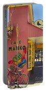 Cafe Mambo Paia Maui Hawaii Portable Battery Charger