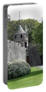 Cahir Castle Wall And Tower Portable Battery Charger