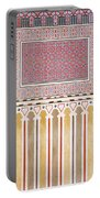 Cairo Decoration Of The El Bordeyny Portable Battery Charger