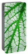 Caladium Leaf  Portable Battery Charger