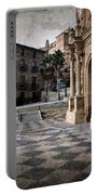Calahorra Cathedral And Palace Portable Battery Charger