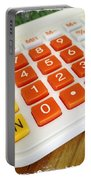 Calculator Portable Battery Charger