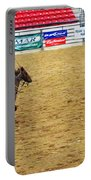 Calf Roping Portable Battery Charger