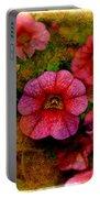Calibrachoa Photoart I  Portable Battery Charger