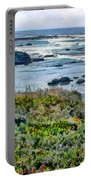California Central Coast Near San Simeon Portable Battery Charger