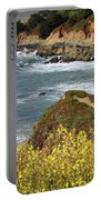 California Coast Overlook Portable Battery Charger