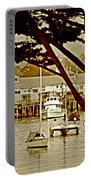 California Coastal Harbor Portable Battery Charger