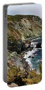 California Coastline Portable Battery Charger