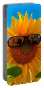 California Sunflower Portable Battery Charger