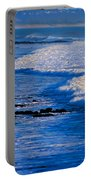 California Pismo Beach Waves Portable Battery Charger