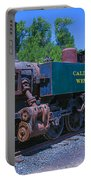 California Western Number 14 Portable Battery Charger