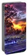 Callaway Graves At Sunset Portable Battery Charger