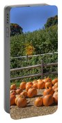 Calling Autumn Portable Battery Charger by Joann Vitali
