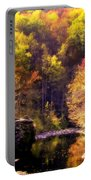 Calling Me Home Portable Battery Charger by Karen Wiles