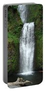 Calm Multnomah Falls Portable Battery Charger