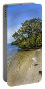 Calm Waters On The Gulf Portable Battery Charger