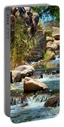 Calming Waters Portable Battery Charger