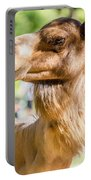 Camel Portrait Portable Battery Charger