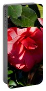 Camelia In The Shadows Portable Battery Charger