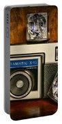 Camera - Kodak Instamatic Portable Battery Charger