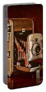 Camera - Vintage Polaroid Land Camera 80 Portable Battery Charger