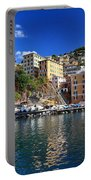 Camogli From The Sea Portable Battery Charger