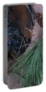 Camp Fire Memories Portable Battery Charger