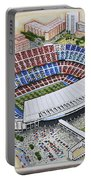 Camp Nou - Barcelona Fc Portable Battery Charger