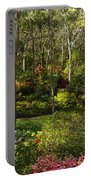 Campbell Rhododendron Gardens 2am 6831-6832 Panorama Portable Battery Charger