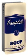 Campbells Soup Portable Battery Charger