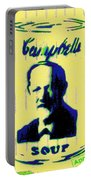 Campbell's Soup Tribute Portable Battery Charger