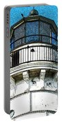 Cana Island Lighthouse Tower Portable Battery Charger
