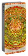 Canadian Fall Colors Conversion Into Chakra Wheel Deco Enery Mandala Portable Battery Charger
