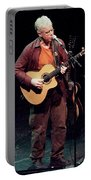 Canadian Folk Rocker Bruce Cockburn In 2002 Portable Battery Charger