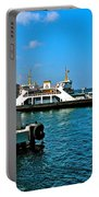 Canakkale Ferry Dock-turkey Portable Battery Charger