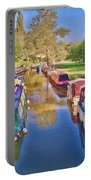 Canal Barges Portable Battery Charger