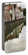 Canal Reflection  Portable Battery Charger