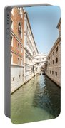 Canals Of Venice Portable Battery Charger