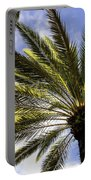 Canary Island Date Palm Portable Battery Charger