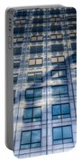 Canary Wharf Tower Portable Battery Charger