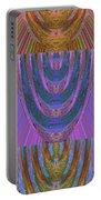 Candle Stick Art Magic Graphic Patterns Navinjoshi Signature Style Art      Portable Battery Charger