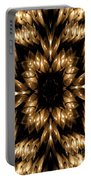 Candles Abstract 5 Portable Battery Charger