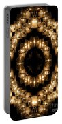 Candles Abstract 6 Portable Battery Charger