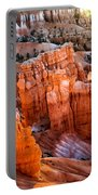 Candlestick Hoodoos Portable Battery Charger