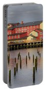 Cannery Pier Hotel Portable Battery Charger