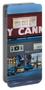 Cannery Row Area At Dawn, Monterey Portable Battery Charger