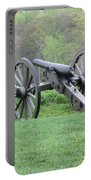 Cannon On Culp's Hill Portable Battery Charger
