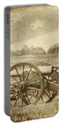 Cannons At Pea Ridge Portable Battery Charger